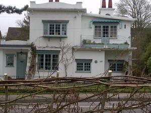 Exhibition Cottage - Letchworth Garden City - United Kingdom