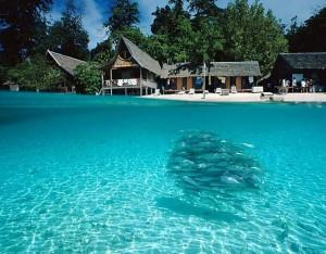 Sipadan Island Resort - Malaysia