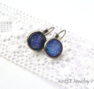 Tanzanite Earrings From  KistaTJewelry