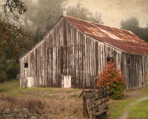 Old Barn Photography -Fine Art